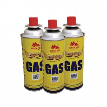 Purified butane gas for lighter / butane refill fuel / butane refill can 60ml gas refill 300ml
