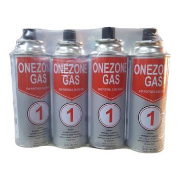 Butane gas cartridge 220g  gas cylinder 190 gr